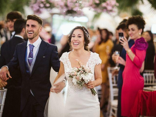 La boda de Juande y Inma en Villafranca De Cordoba, Córdoba 109
