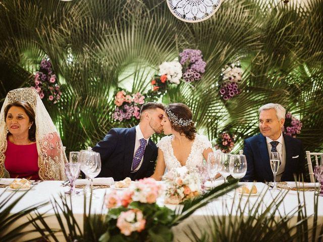 La boda de Juande y Inma en Villafranca De Cordoba, Córdoba 111