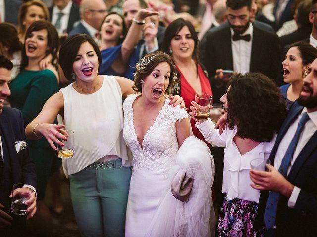 La boda de Juande y Inma en Villafranca De Cordoba, Córdoba 125