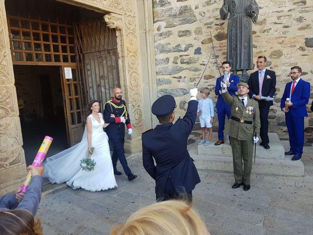 La boda de Oscar y Nuria en Guadalupe, Cáceres 1