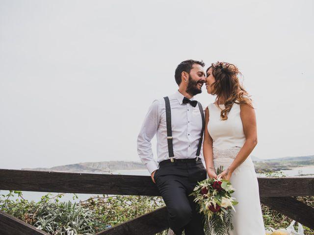 La boda de Lara y Oscar