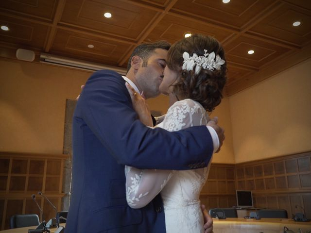 La boda de Tania y Jokin