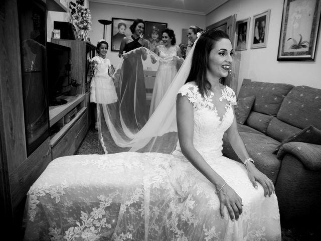 La boda de Cristian y Lucia en Petrer, Alicante 1