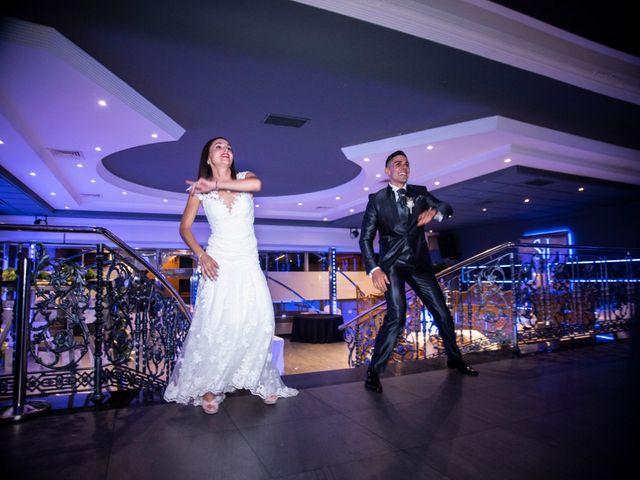 La boda de Cristian y Lucia en Petrer, Alicante 18