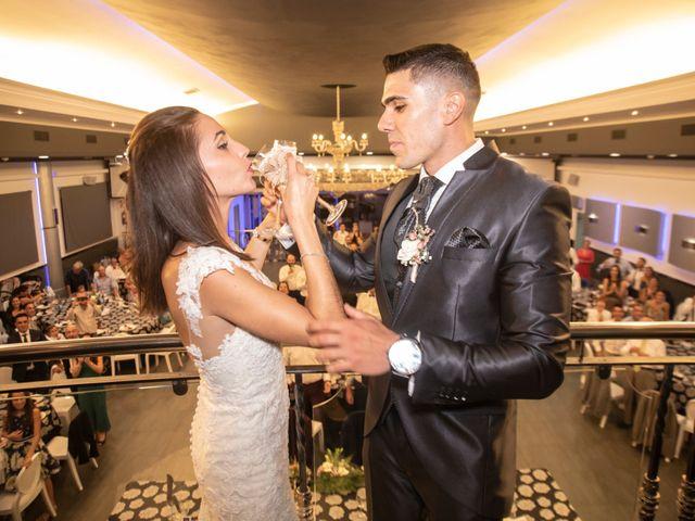 La boda de Cristian y Lucia en Petrer, Alicante 22
