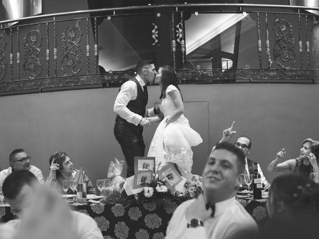 La boda de Cristian y Lucia en Petrer, Alicante 24