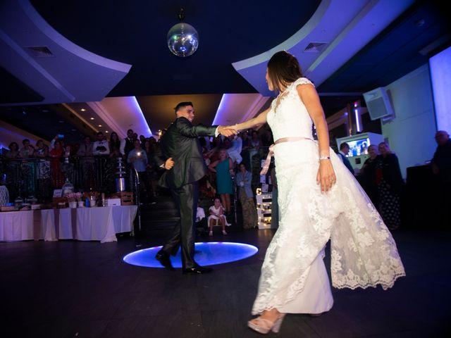 La boda de Cristian y Lucia en Petrer, Alicante 27