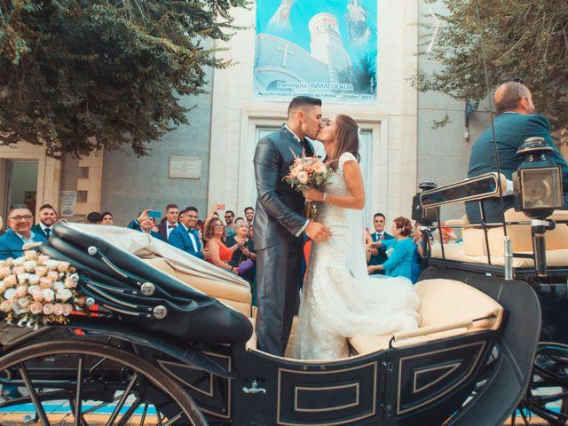La boda de Cristian y Lucia en Petrer, Alicante 30