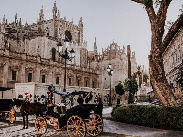 La boda de Cristobal y Julia en Sevilla, Sevilla 3