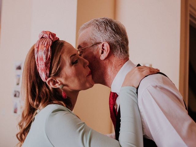 La boda de Cristobal y Julia en Sevilla, Sevilla 30