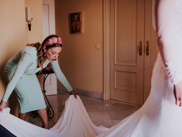 La boda de Cristobal y Julia en Sevilla, Sevilla 34