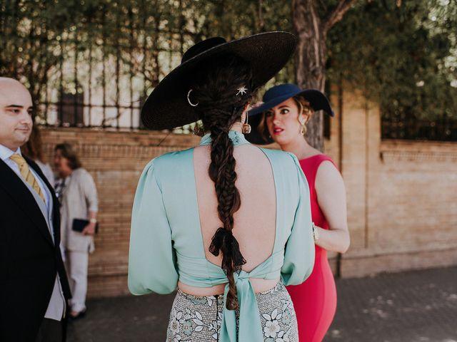 La boda de Cristobal y Julia en Sevilla, Sevilla 46