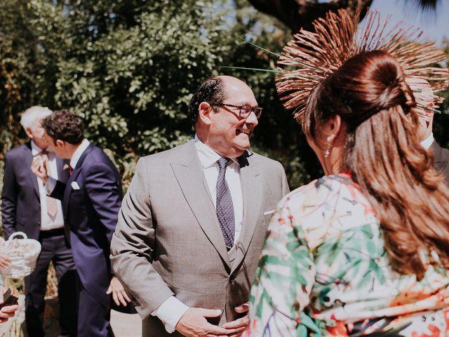 La boda de Cristobal y Julia en Sevilla, Sevilla 54