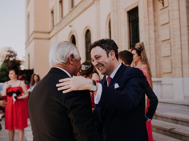 La boda de Cristobal y Julia en Sevilla, Sevilla 58