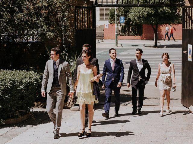 La boda de Cristobal y Julia en Sevilla, Sevilla 61