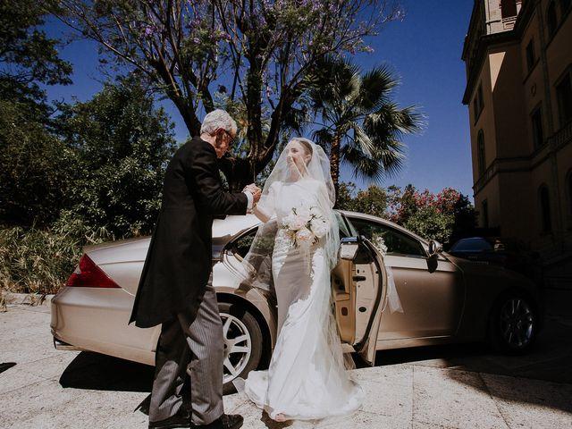 La boda de Cristobal y Julia en Sevilla, Sevilla 64