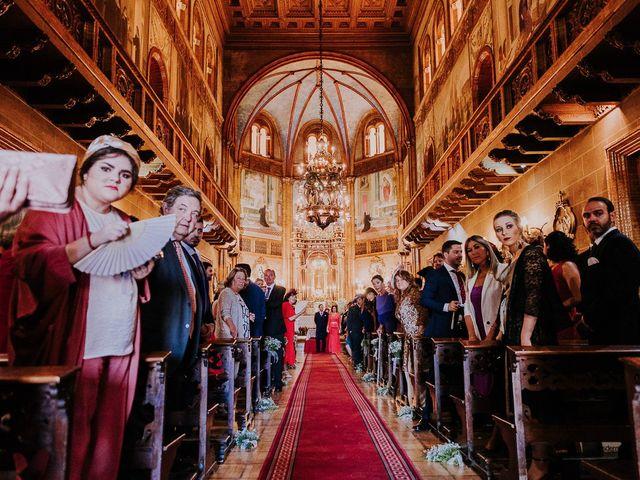La boda de Cristobal y Julia en Sevilla, Sevilla 65