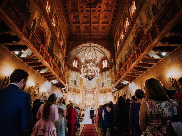 La boda de Cristobal y Julia en Sevilla, Sevilla 68