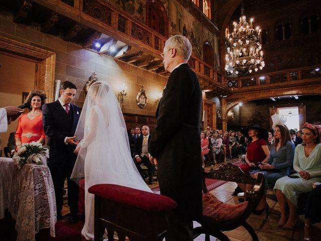 La boda de Cristobal y Julia en Sevilla, Sevilla 76