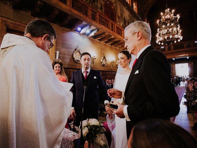 La boda de Cristobal y Julia en Sevilla, Sevilla 77