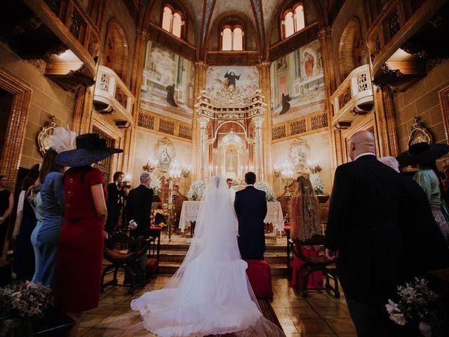 La boda de Cristobal y Julia en Sevilla, Sevilla 84