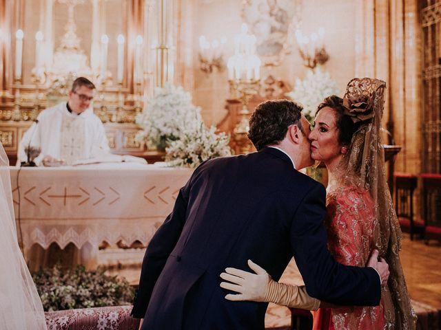 La boda de Cristobal y Julia en Sevilla, Sevilla 87