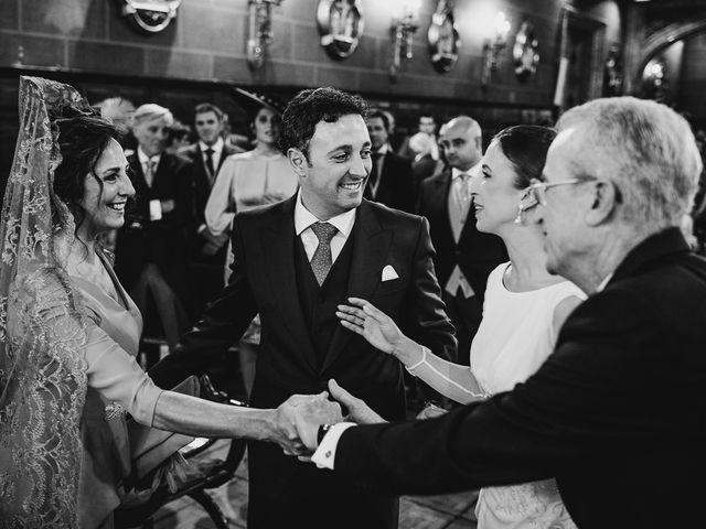 La boda de Cristobal y Julia en Sevilla, Sevilla 88