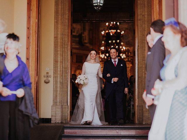 La boda de Cristobal y Julia en Sevilla, Sevilla 90