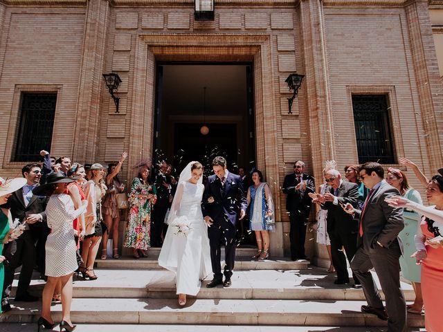 La boda de Cristobal y Julia en Sevilla, Sevilla 91