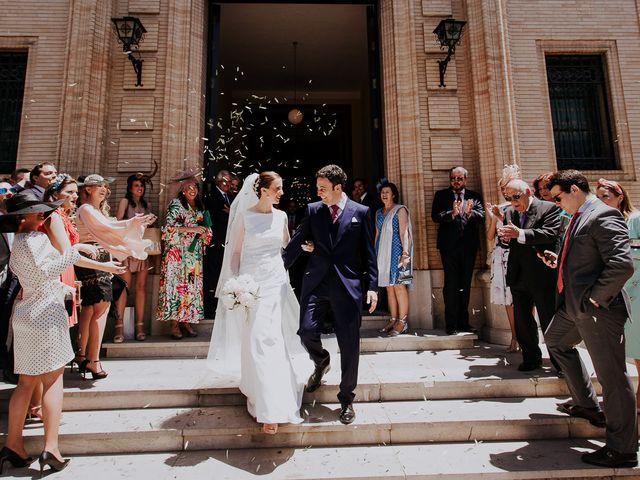 La boda de Cristobal y Julia en Sevilla, Sevilla 1