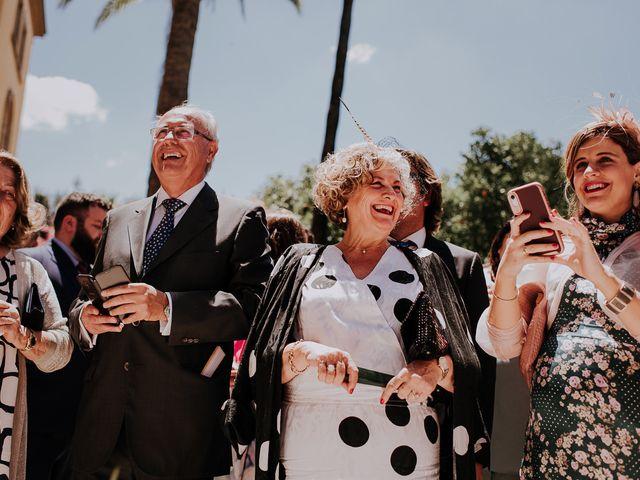 La boda de Cristobal y Julia en Sevilla, Sevilla 92