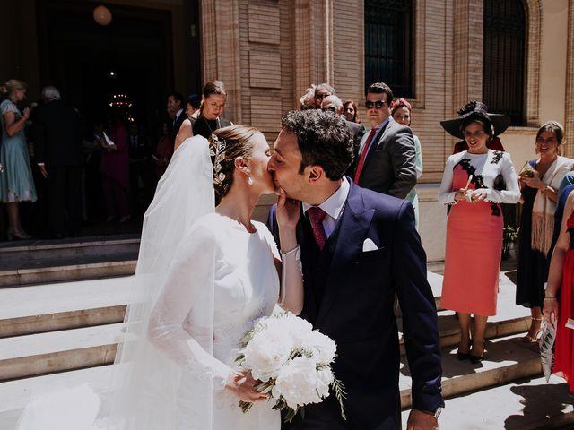 La boda de Cristobal y Julia en Sevilla, Sevilla 93