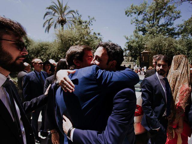 La boda de Cristobal y Julia en Sevilla, Sevilla 94