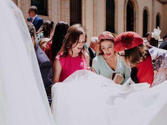La boda de Cristobal y Julia en Sevilla, Sevilla 95