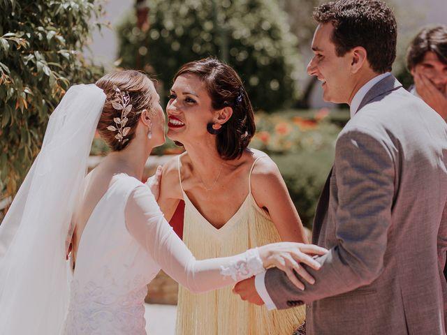 La boda de Cristobal y Julia en Sevilla, Sevilla 103