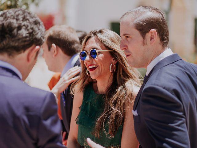 La boda de Cristobal y Julia en Sevilla, Sevilla 104