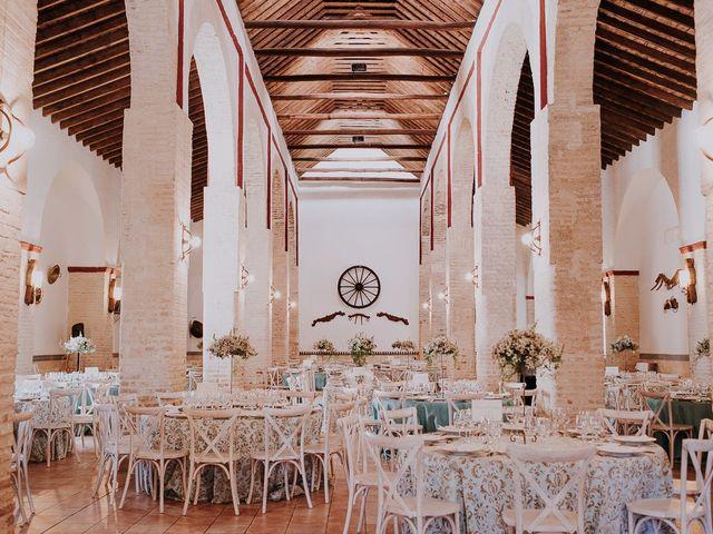 La boda de Cristobal y Julia en Sevilla, Sevilla 105