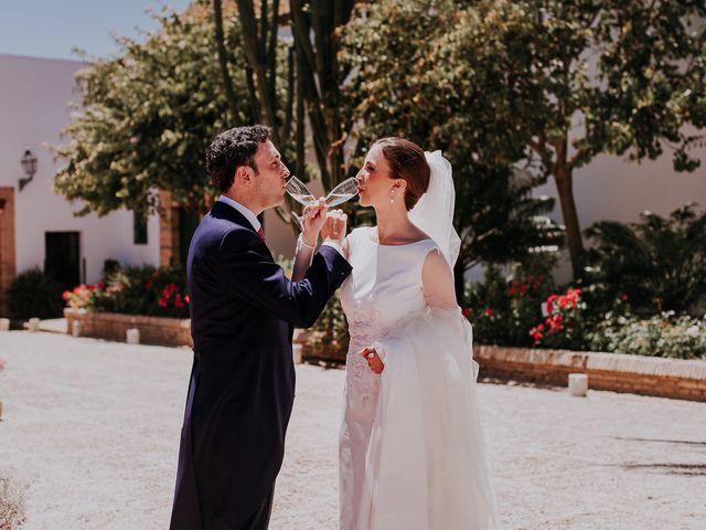 La boda de Cristobal y Julia en Sevilla, Sevilla 107