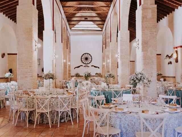 La boda de Cristobal y Julia en Sevilla, Sevilla 112