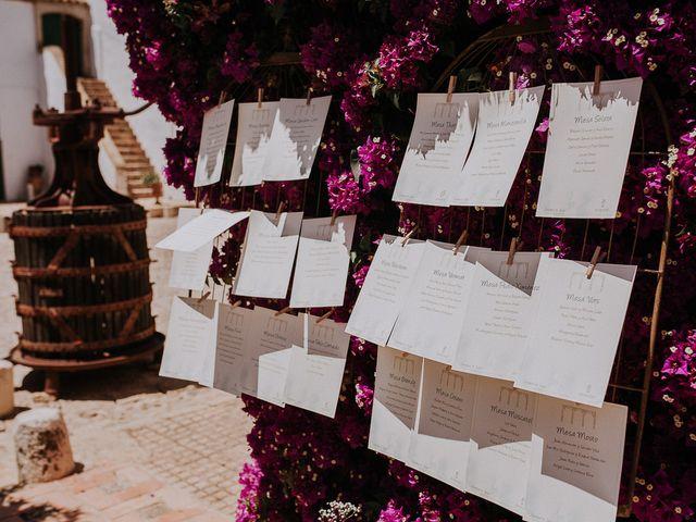 La boda de Cristobal y Julia en Sevilla, Sevilla 113