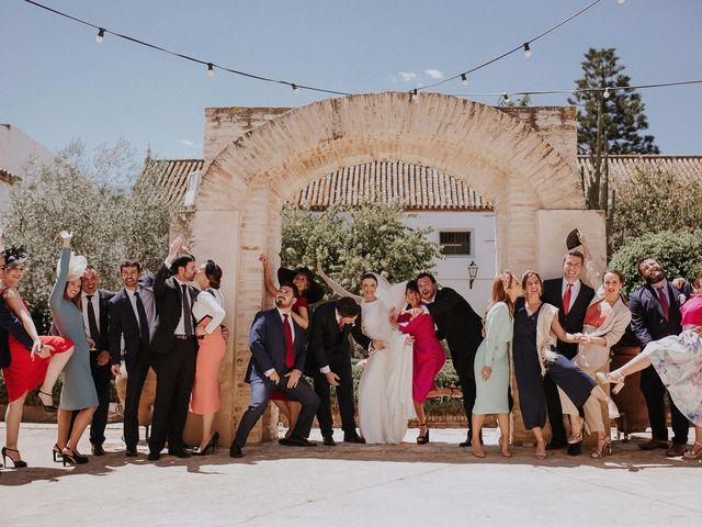La boda de Cristobal y Julia en Sevilla, Sevilla 114