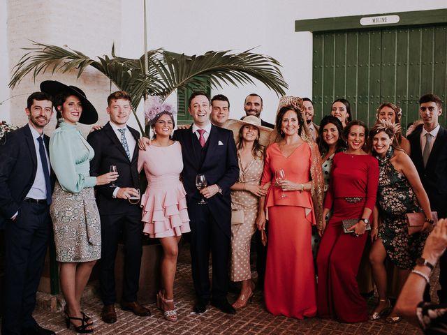 La boda de Cristobal y Julia en Sevilla, Sevilla 120