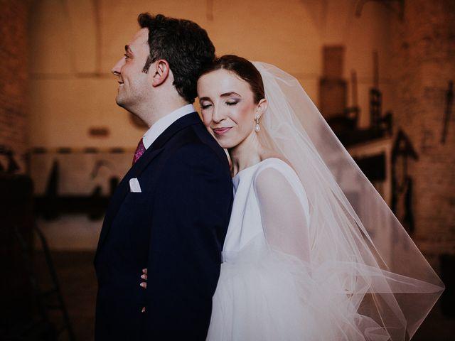 La boda de Julia y Cristobal