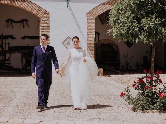 La boda de Cristobal y Julia en Sevilla, Sevilla 125