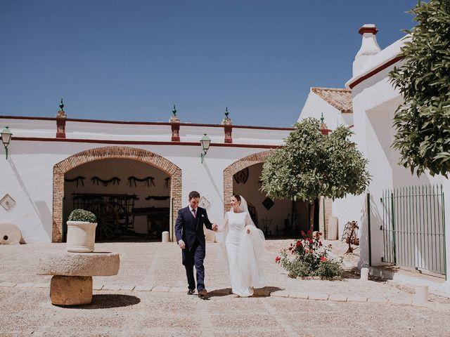 La boda de Cristobal y Julia en Sevilla, Sevilla 126