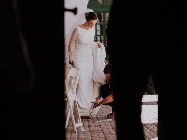 La boda de Cristobal y Julia en Sevilla, Sevilla 127