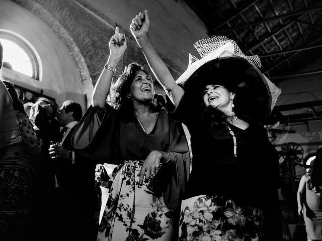 La boda de Cristobal y Julia en Sevilla, Sevilla 150