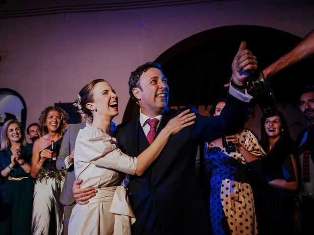 La boda de Cristobal y Julia en Sevilla, Sevilla 155