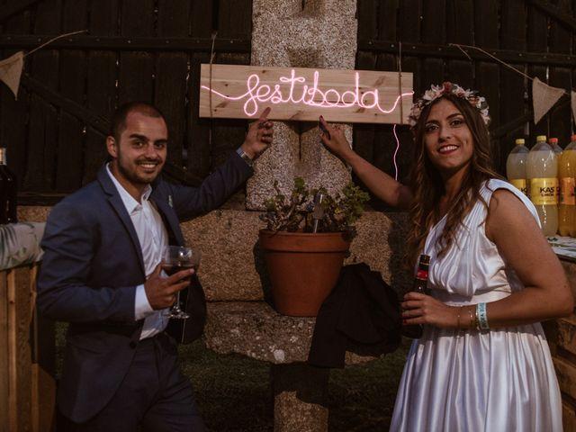 La boda de Alex y Laura en Mondariz, Pontevedra 16