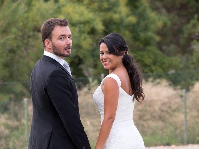 La boda de Santi y Lucía en Valencia, Valencia 8